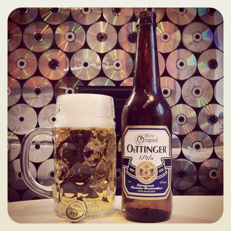 Пиво Oettinger