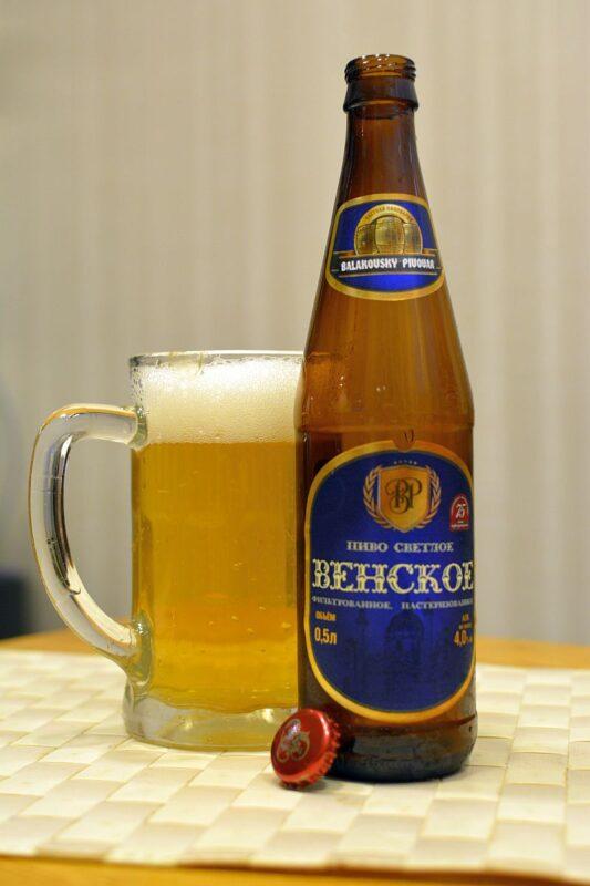 Пиво Венское. Балаковский пивзавод.