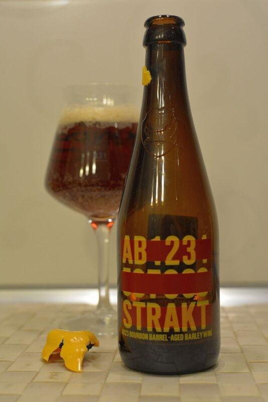 Пиво BrewDog Abstrakt AB:23
