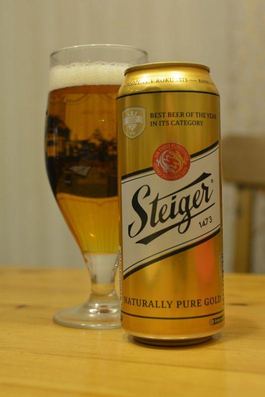 Пиво Steiger 12