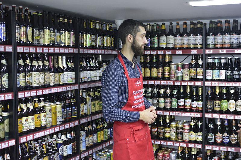 """Магазин пива """"Беру выходной"""" - Самый большой магазин пива в москве и в мире"""