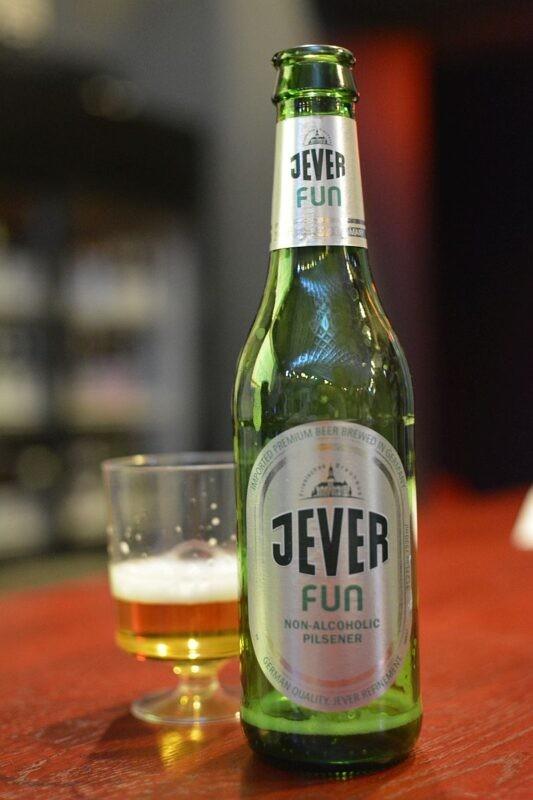 Пиво Jever fun
