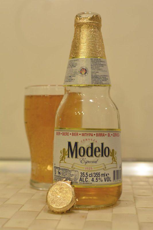 Мексиканское пиво Modelo