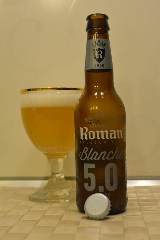 Пиво Roman Blanche