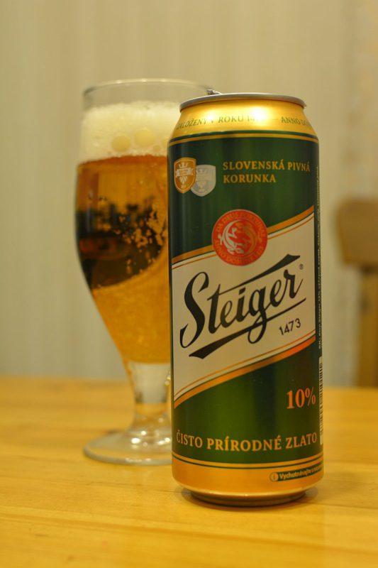 Пиво Steiger 10