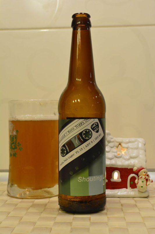 Пиво Shouting Lager Lager...