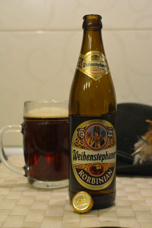 Пиво Weihenstephaner Korbinian