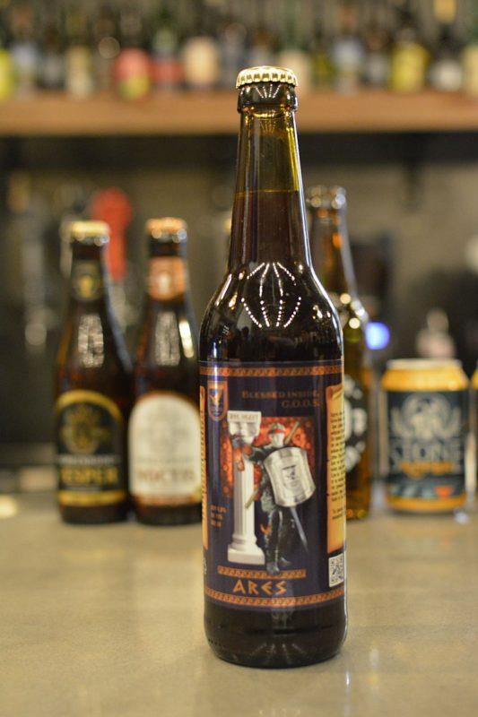 Пиво Ares WeeHeavy