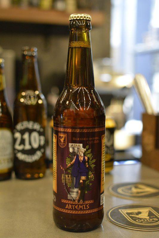 Пиво Artemis AIPA