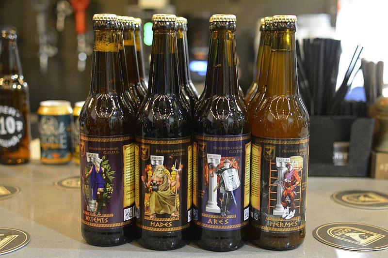 Пиво от Gods