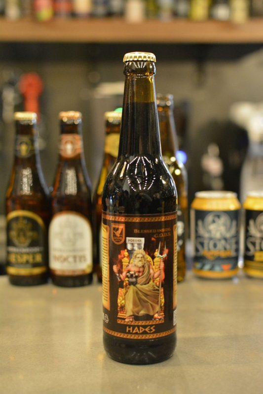 Пиво Hades Porter