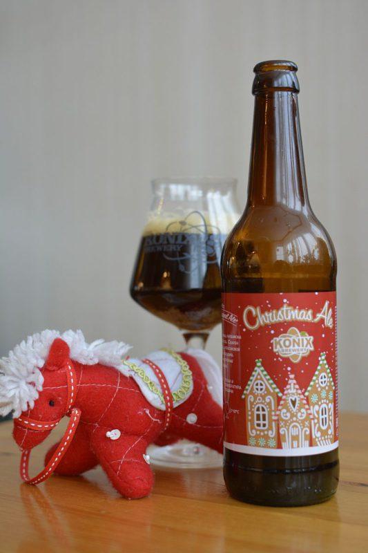 Пиво Christmas Ale
