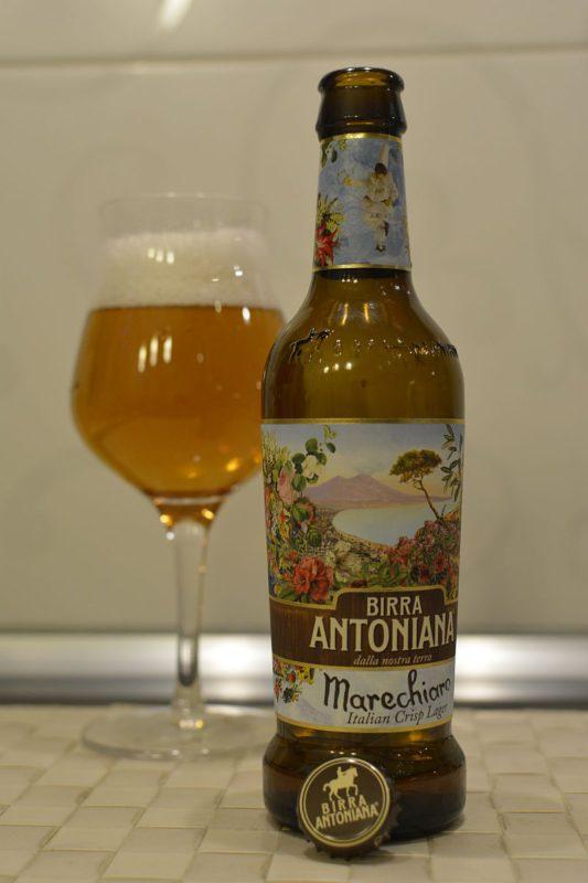 Пиво Marechiaro Italian Lager