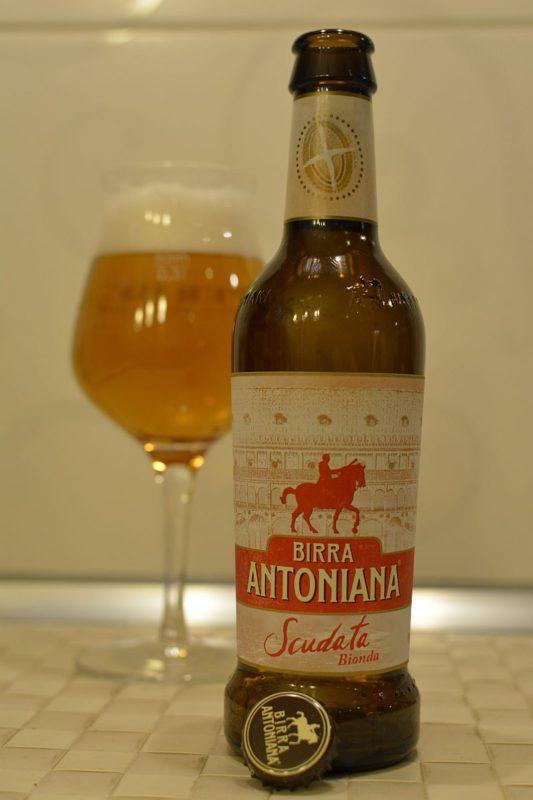 Пиво Birra Antoniana Scudata