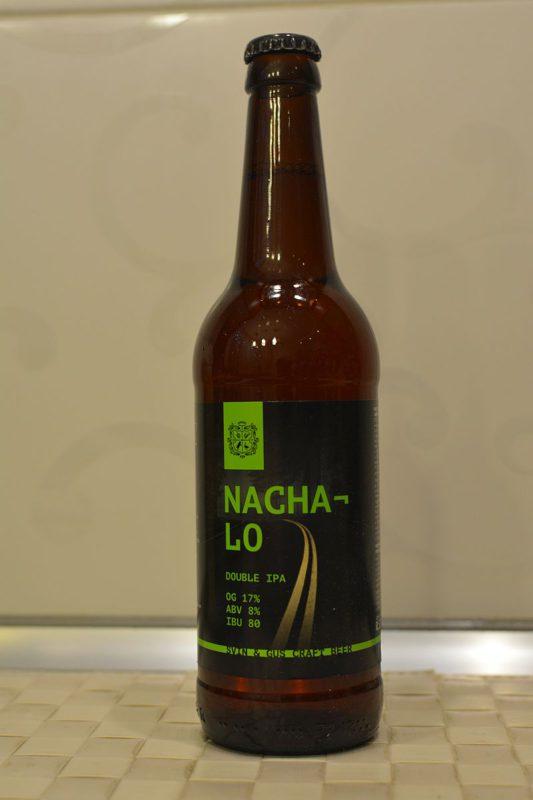 Пиво Начало (Double IPA)