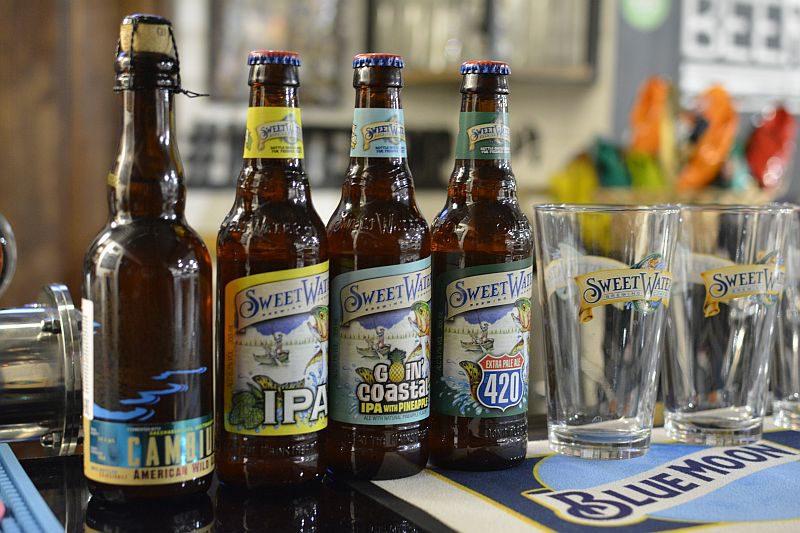 Пиво Sweet Water