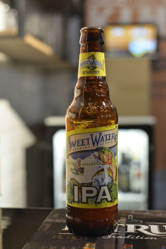Пиво SweetWater IPA