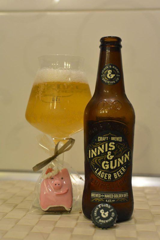 Пиво Innis & Gunn Lager