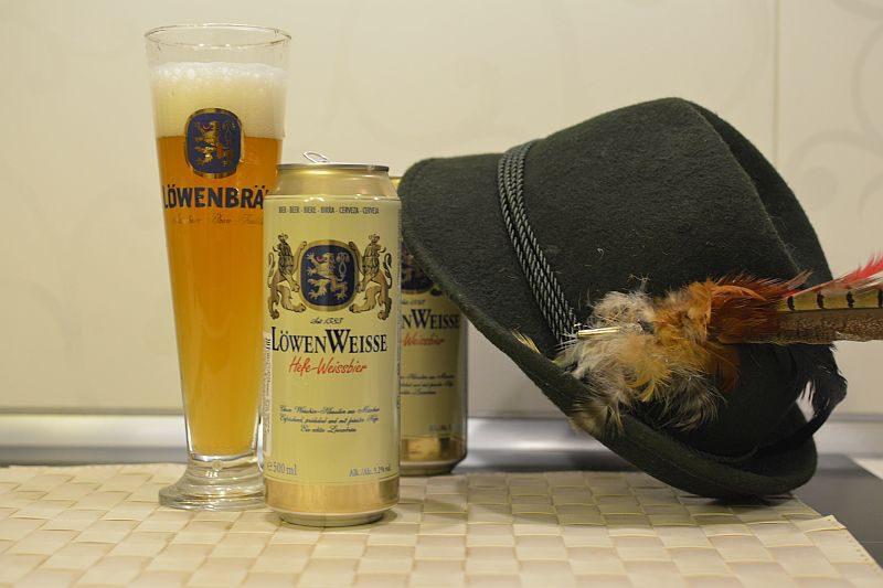 Пиво LöwenWeisse