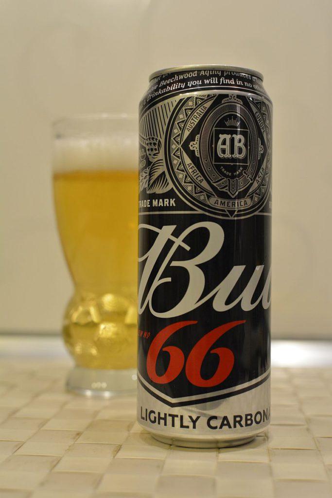 Bud 66 Beer