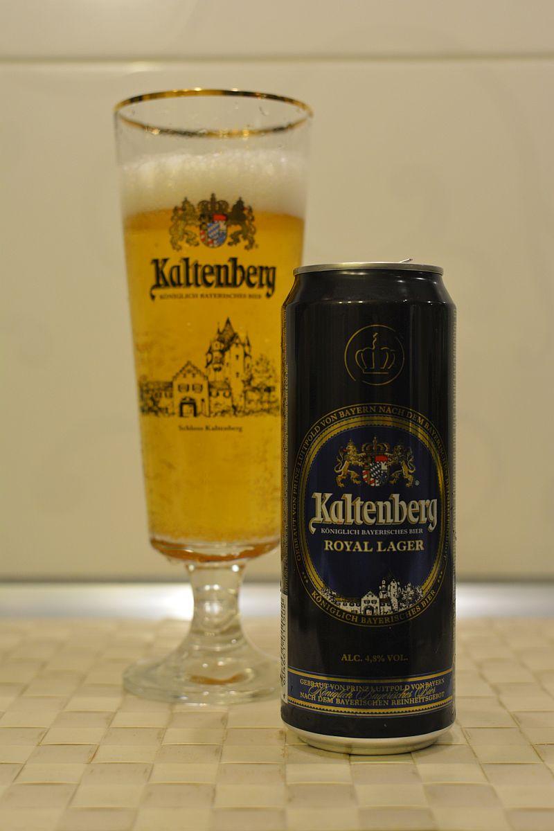 Пиво Kaltenberg Royal Lager