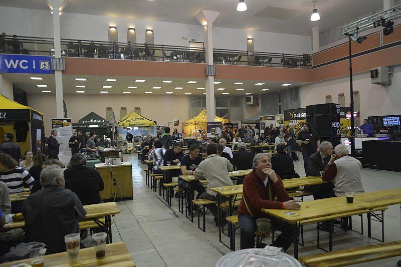 Фестиваль пива в Будеёвице