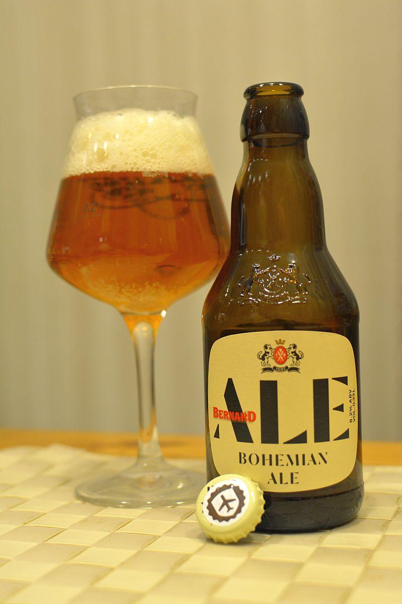 Пиво Bernard Bohemian Ale