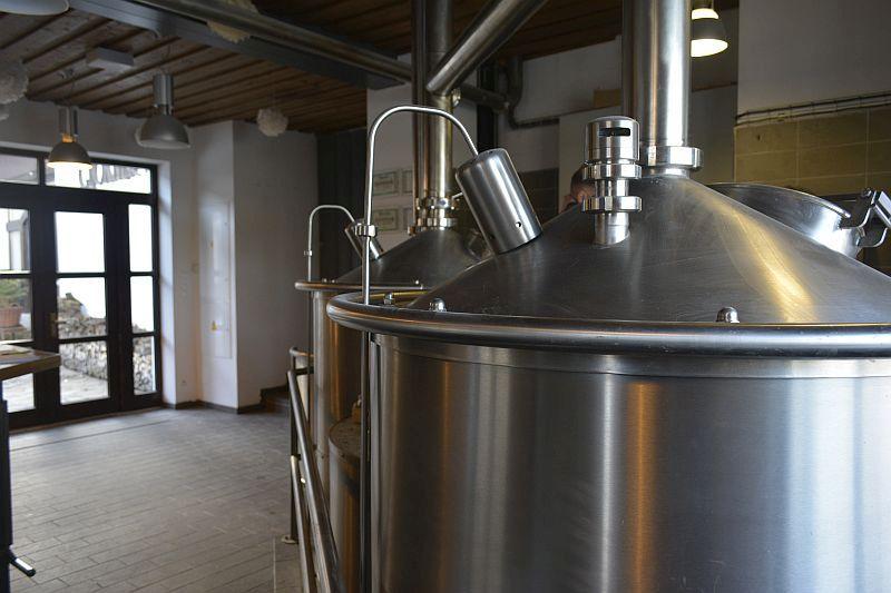 Пивоварня Glokner