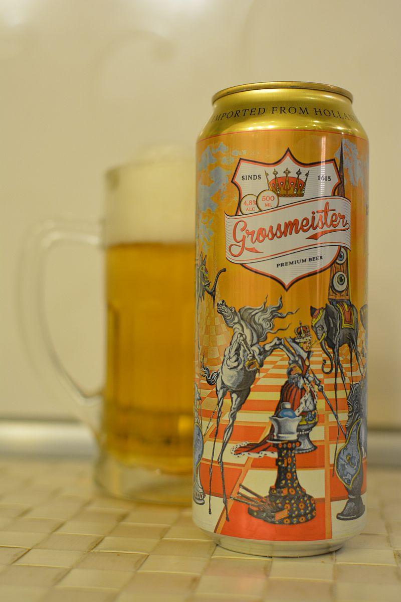 Пиво Grossmeister