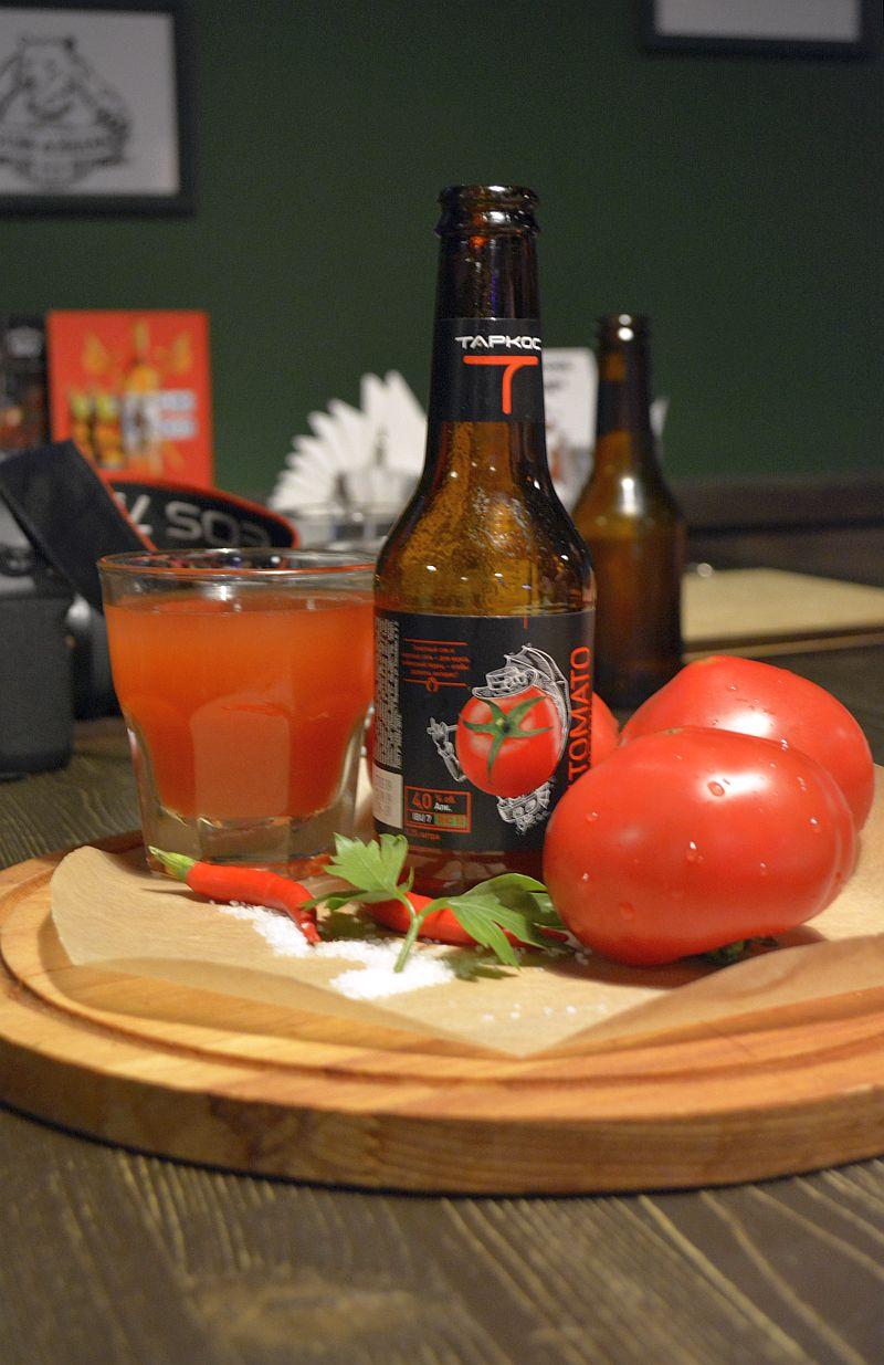 Пиво Tomato Motato
