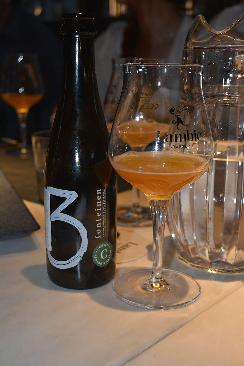 Пиво 3 Fonteinen Oude Geuze Cuvée Armand & Gaston