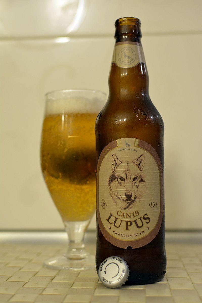 Пиво Canis Lupus