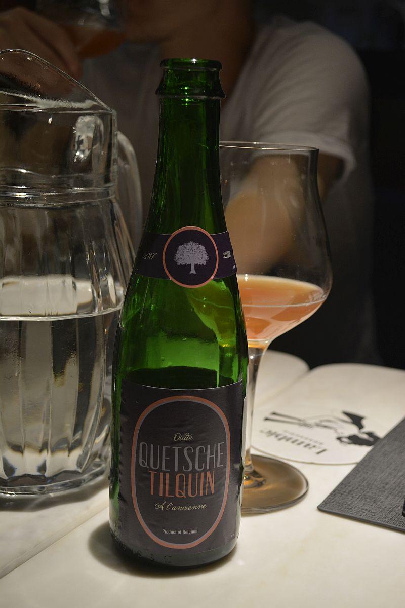 Пиво Oude Quetsche Tilquin à L'Ancienne (2017-2018)