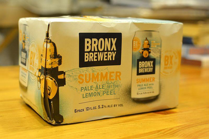 Пиво Bronx Summer Pale Ale