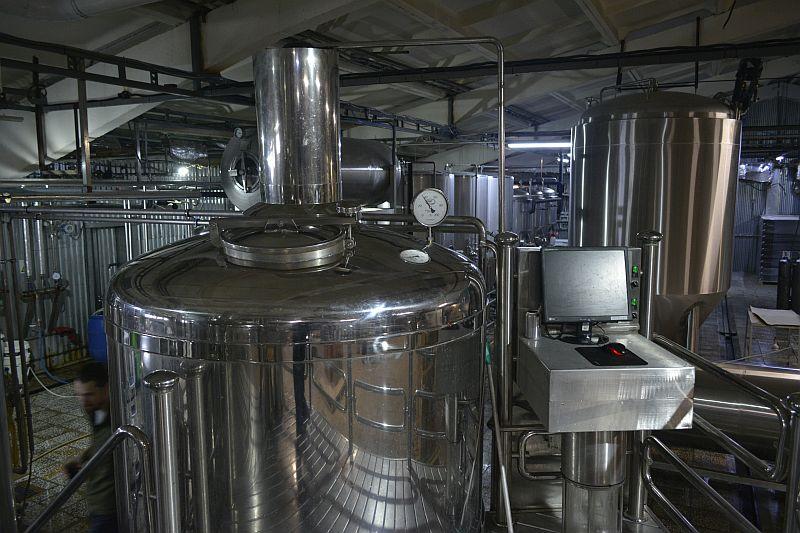 пивоварня Panzer