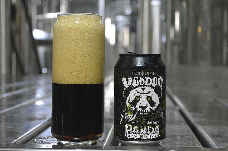 Пиво Voodoo Panda
