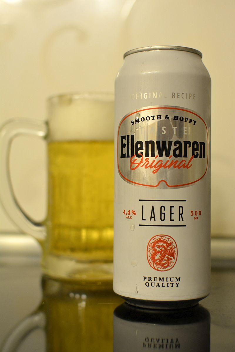 Пиво Ellenwaren Original