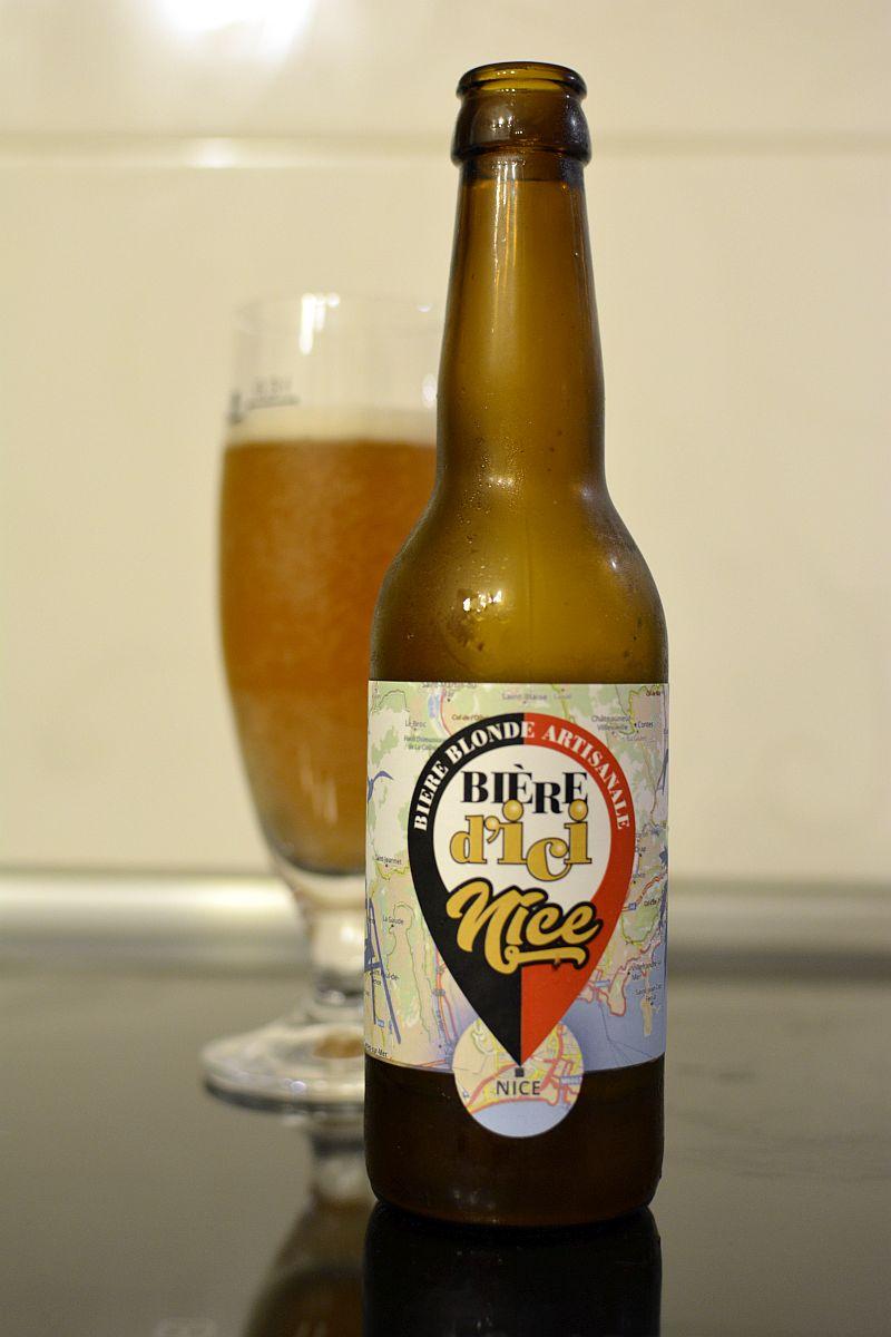 Пиво Biere D'ici Nice