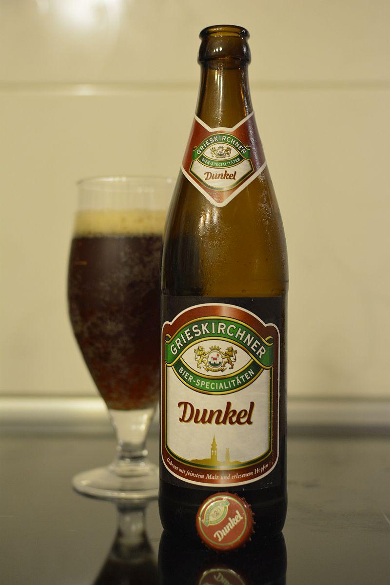 Пиво Grieskirchner Dunkel