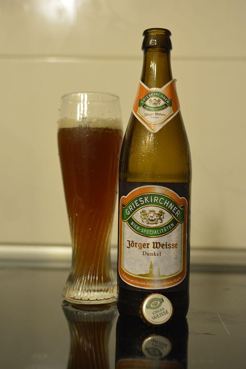 Пиво Jörger WEISSE Dunkel