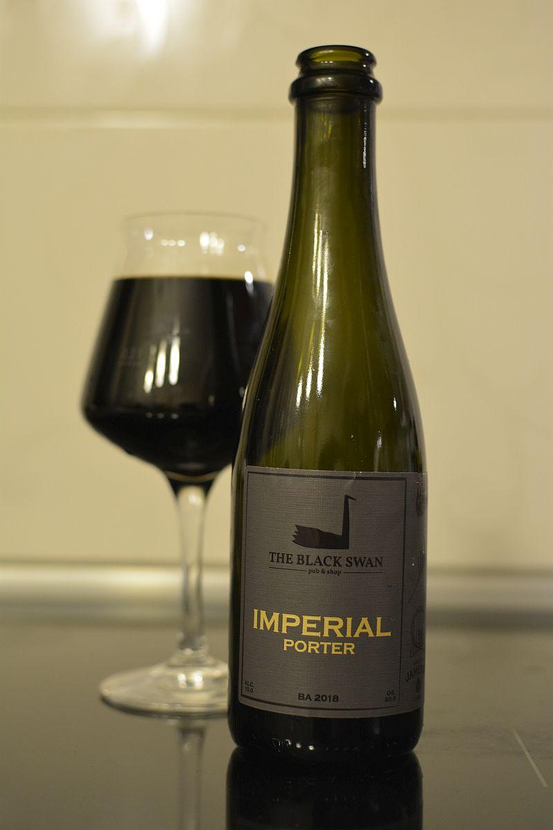 Black Swan Imperial Porter