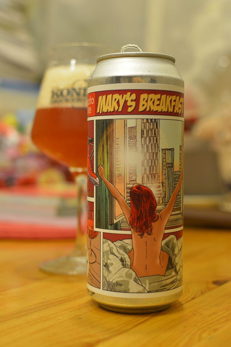Пиво Mary's Breakfast