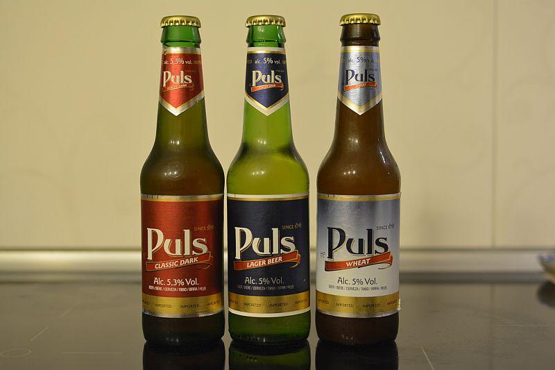 Пиво Puls