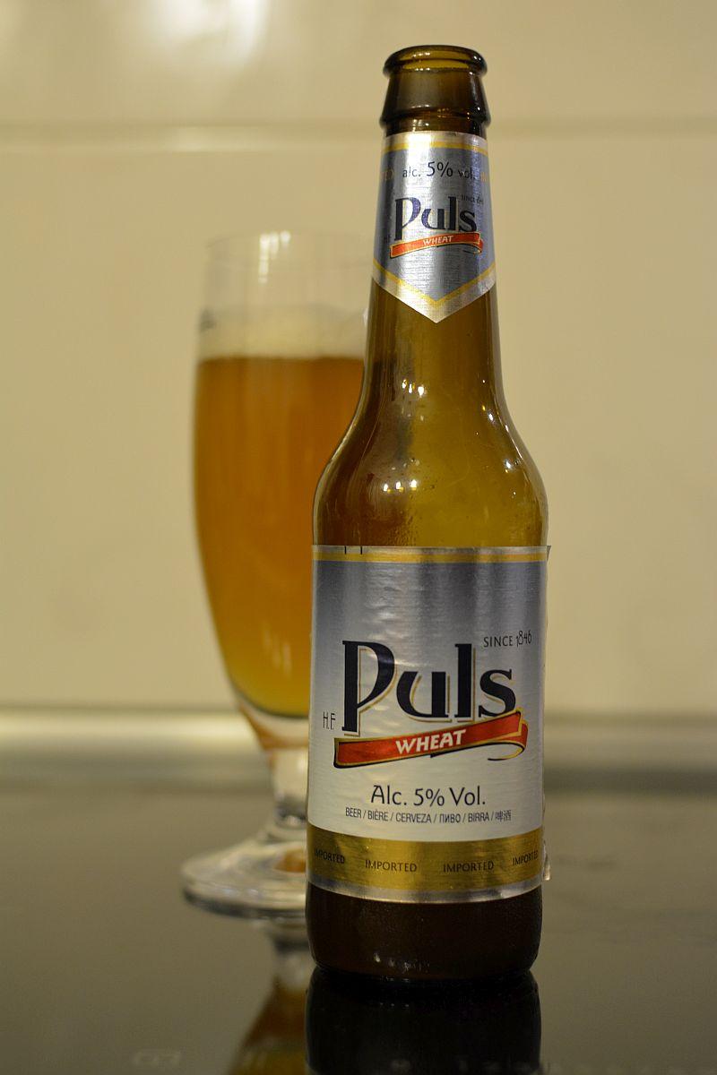 Пиво Puls Wheat