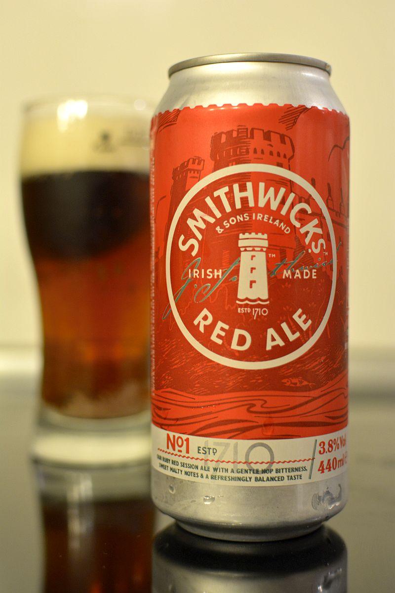 Пиво Smithwick's red ale