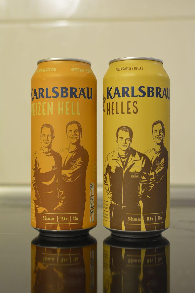 Пиво  Karlsbrau