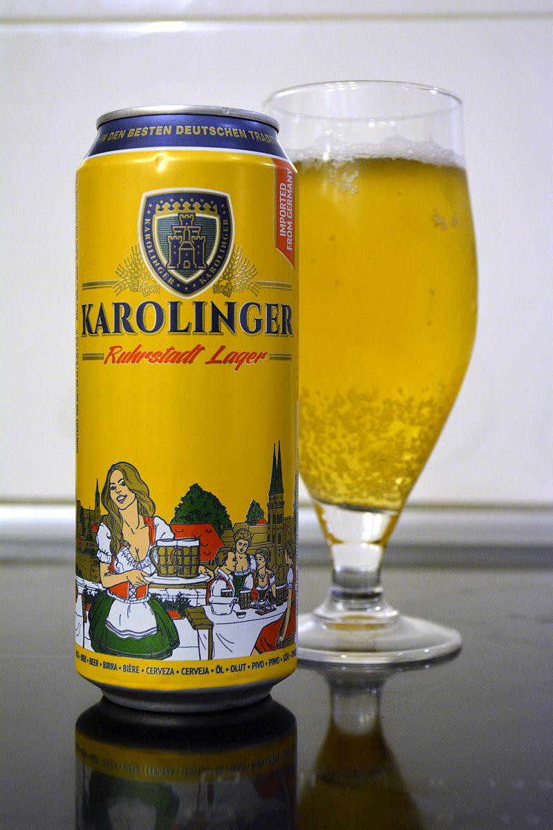 Пиво Karolinger Ruhrstadt Lager