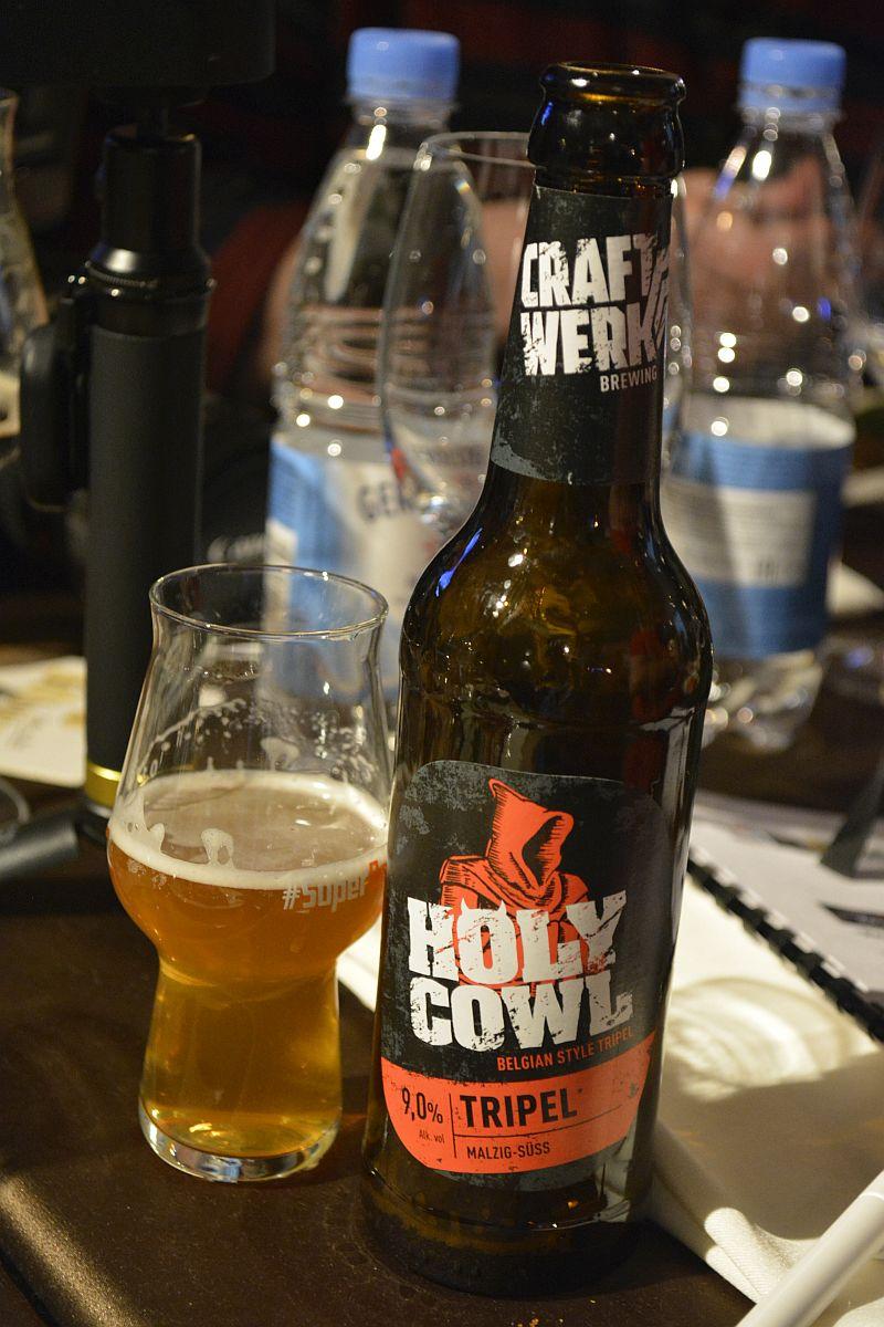 Пиво Holy Cowl