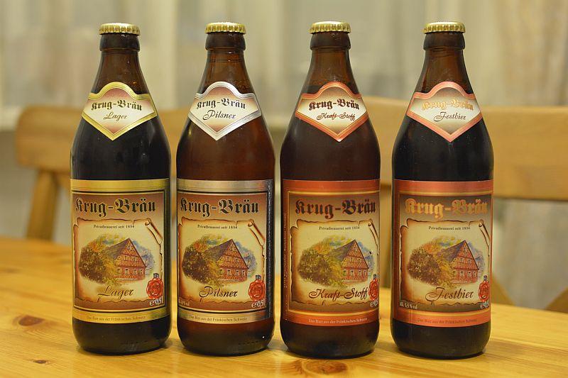 Пиво Krug-Brau