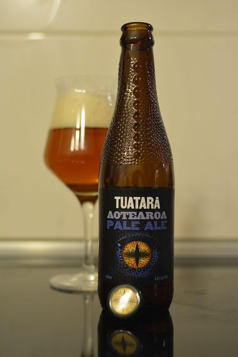 Пиво Tuatara Aotearoa Pale Ale